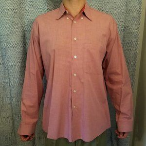 Burberry Button Down Shirt Size L